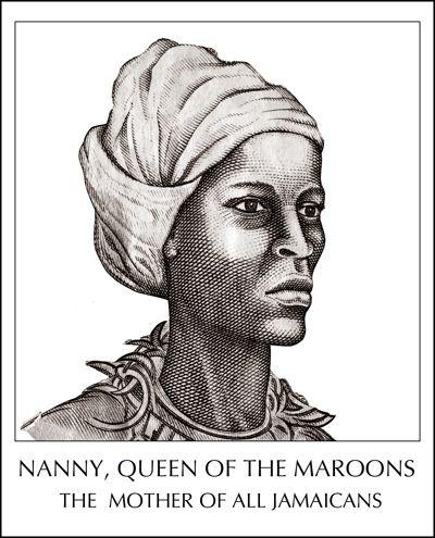 Nanny (1686-1733)