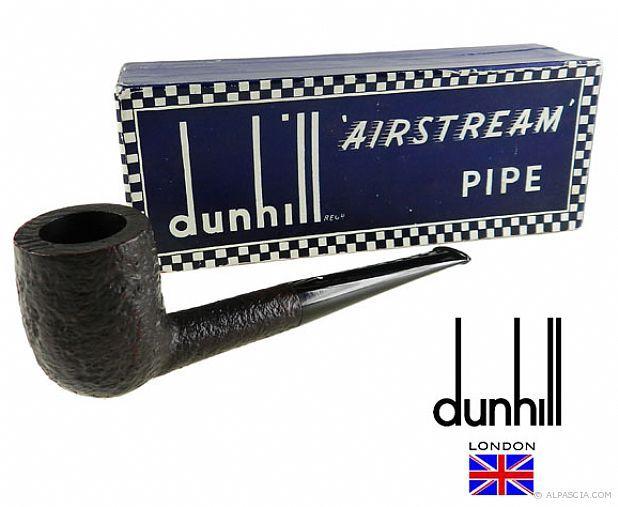 Dunhill Shell Briar Airstream - Dunhill Pipes - Alpascia