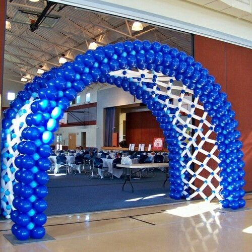 Balloon Arch 4 Quince   Sweet 16 & Quinceanira Dresses in ...