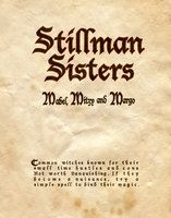 Stillman Sisters by Charmed-BOS