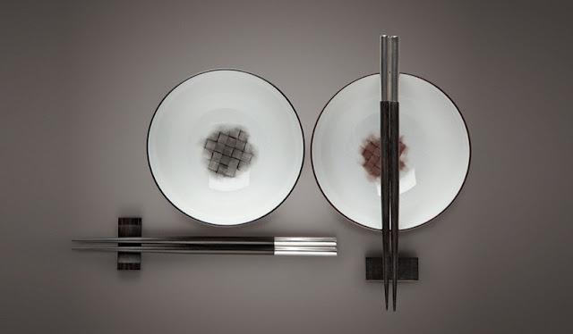 Tableware by Bottega Veneta
