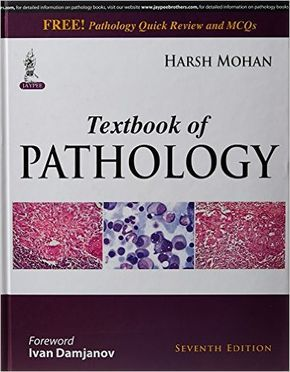 Textbook Of Pathology By Harsh Mohan 6th Edition Pdf