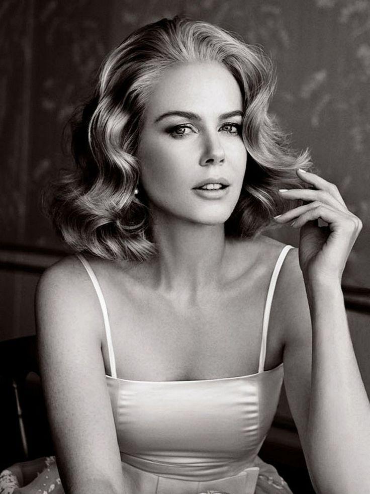 Nicole Kidman, fotografía de Patrick Demarchelier para Vanity Fair US, Diciembre 2013.