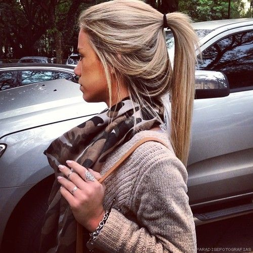i wanna dye my hair this blonde and somehow get it super straight