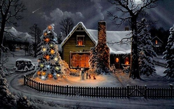 Jesse Barnes / ImpressioniArtistiche | Christmas Cards ...