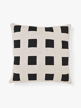 Big Squares Cushion