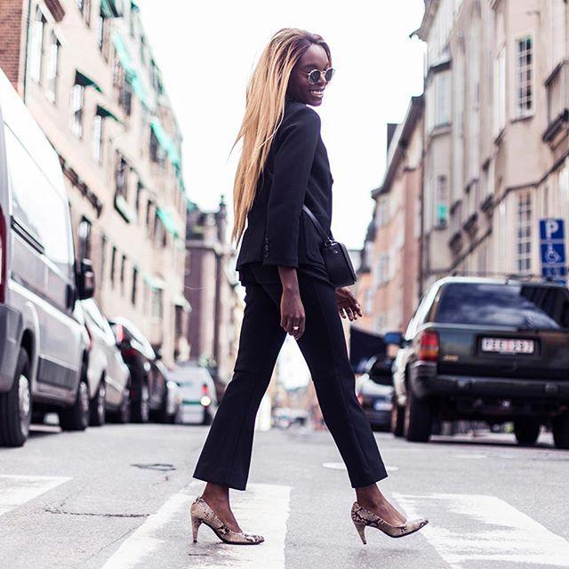 Chrystelle Eriksberger @chrystelleeriksberger at Fashion Week Stockholm  …