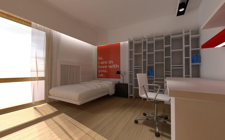 Εφηβικό δωμάτιο  Προτάσεις   iidsk     Interior Design & Construction