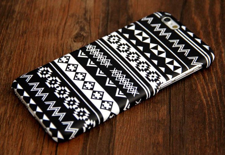 Aztec Pattern iPhone 6 Case and Samsung Galaxy S5 Case #159