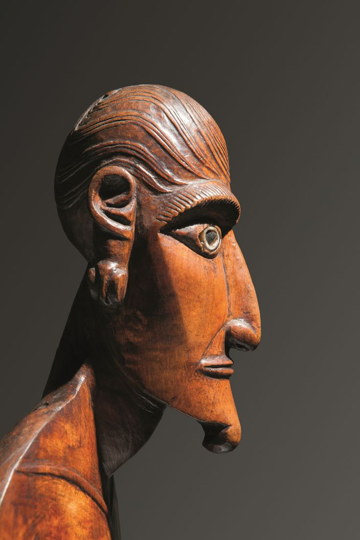 *NOW OPEN*   Atua: Art of Polynesia explores the polynesian concept of Atua - of gods, figurative objects and associated beliefs - region by region. Free entry, until 3 August, at the National Gallery of Australia, Canberra. #atua #exhibition #art #nationalgalleryaus #canberra @Visit Canberra • Australia's Capital   Female figure (Moai Papa)  Rapa Nui (Easter Island), eastern Polynesia  probably early 19th century  wood, bone, obsidian  64 x 12 x 6 cm  Otago Museum, Dunedin, New Zealand