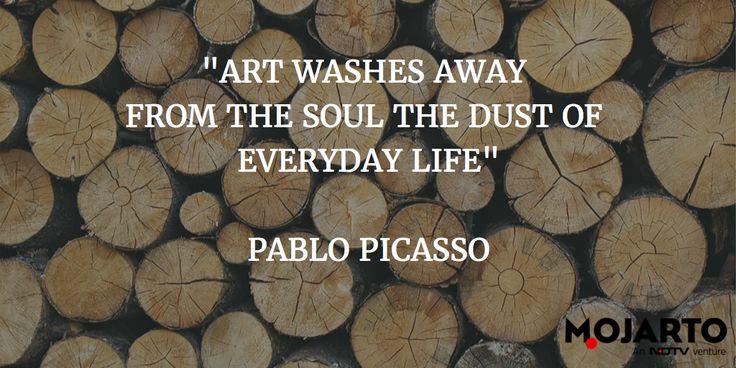 #QuoteOfTheDay #inspirations #art #artquotes