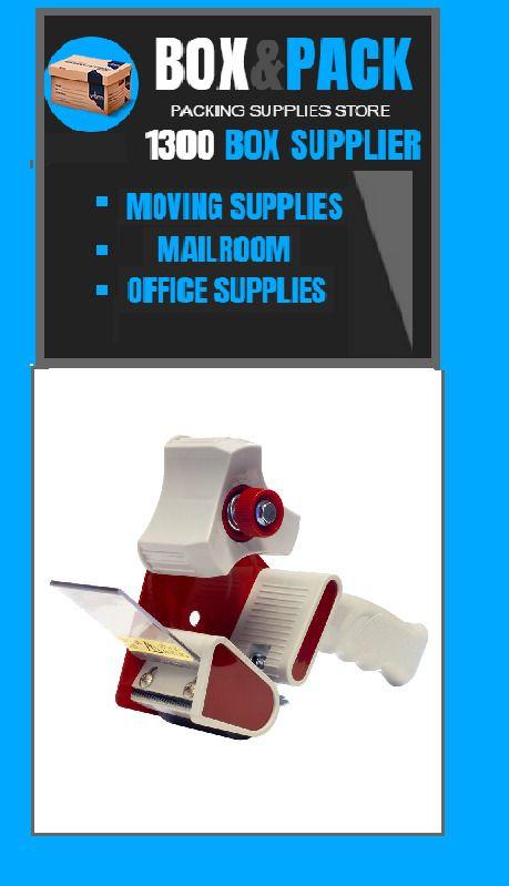 Pistol Grip Tape Dispenser Industrial, Moving, Packing tape dispenser