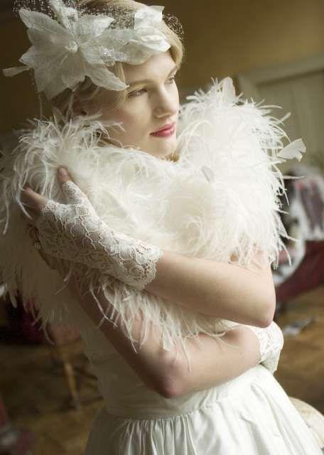 Prom dress accessories 1920