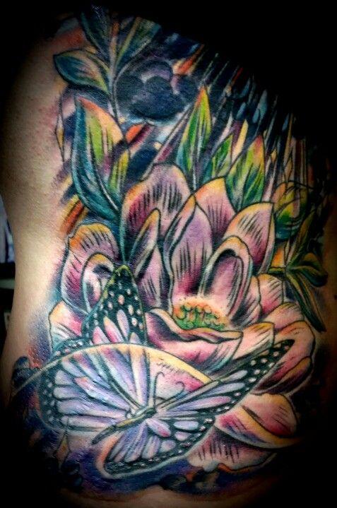 Tattoo by  Steve'O River City Tattoo Sacramento california 9164481212
