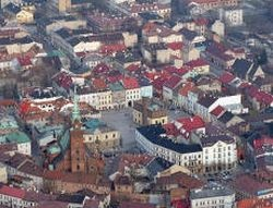 Have to visit my mom's home town-Tarnow, Poland  :)