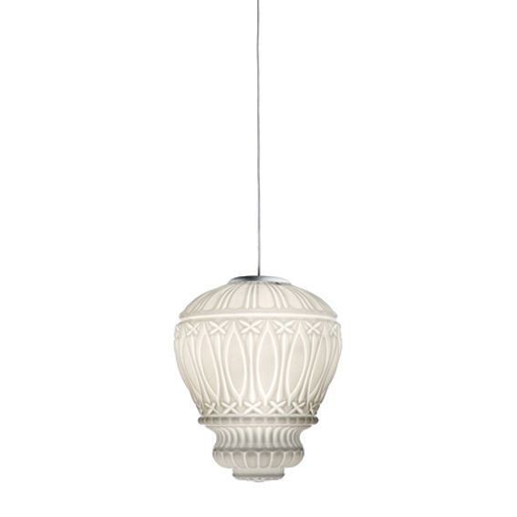 Pendant lamp / traditional / glass / blown ARABESQUE 6983/1 MM Lampadari