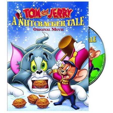 TOM & JERRY-NUTCRACKER TALE (DVD/P&S-1.33/ENG-SDH) - Walmart.com