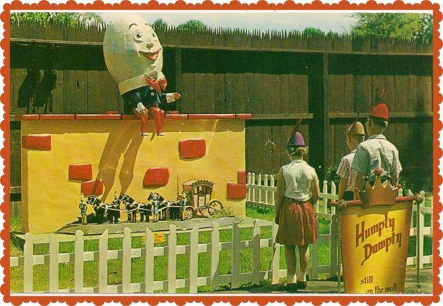 Conneaut Lake Humpty Dumpty Read more at https://enchantedkiddieland.wordpress.com/