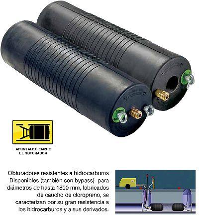 obturadores neumático