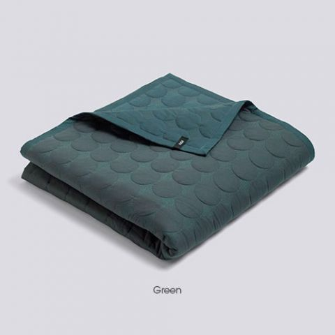 DESIGNDELICATESSEN - HAY - Mega Dot Quilt Bed Cover - sengetæppe
