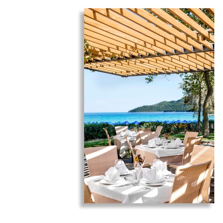 AM3 Architects / Makryammos Bungalows / Restaurant / Complete Restoration / 2016