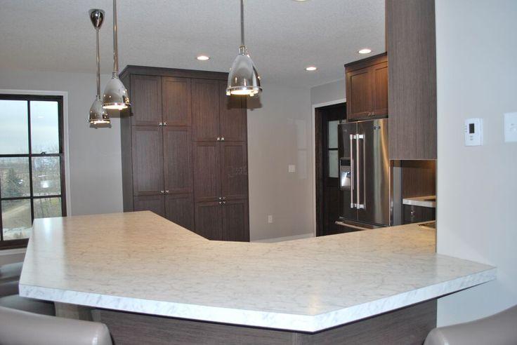 Shop Loft Renovation #afterpictures #loft www.diamondinterior.com #kitchen