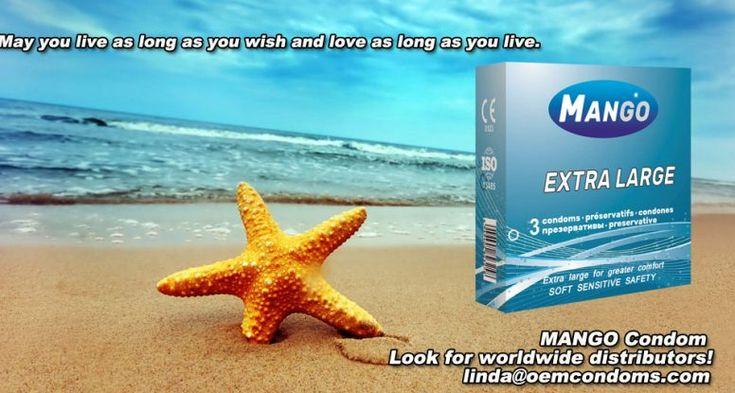 MANGO extra large condom provides you access to pleasure!Email: linda@oemcondoms.com