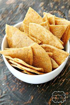 Homemade Doritos on MyRecipeMagic.com