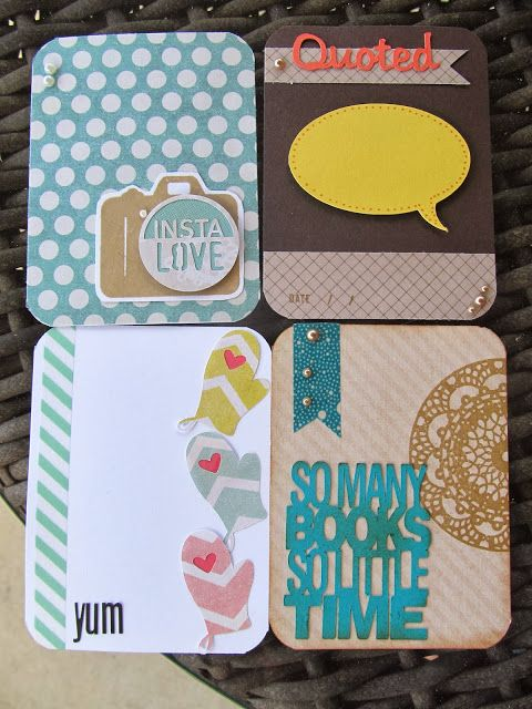 Project Life Card Swaps