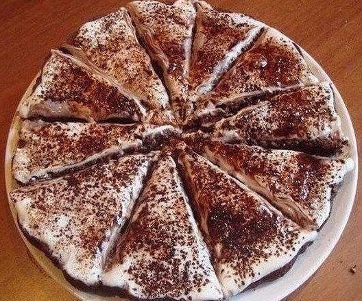 Делается тортик легко и просто!