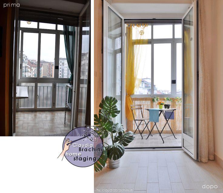 Home Staging: prima e dopo   Claudia Brachini