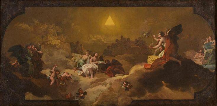'La Gloria o Adoración del nombre de Dios'.ibercaja
