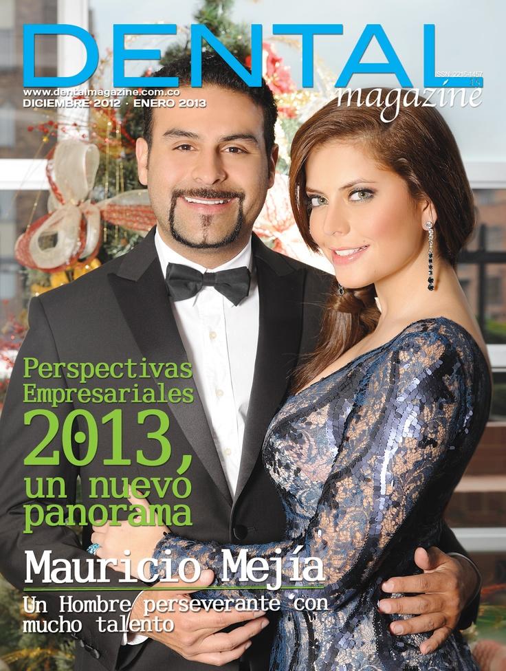 Ed. 15 Dental magazine - Mauricio Mejía - Diciembre 2012 Enero 2013