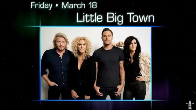 Little Big Town Houston 2016 Rodeo March 18th