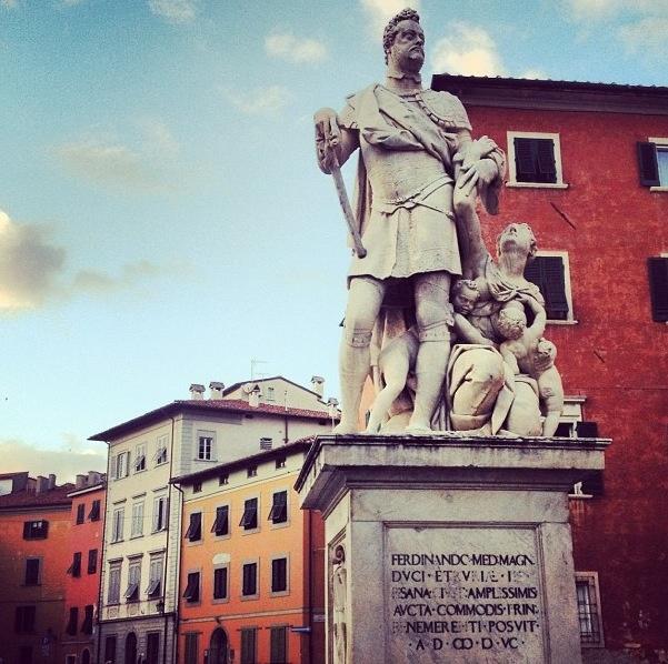 Piazza Francesco Carrara