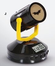 Batman® Alarm Clock from Sears Catalogue  $29.99