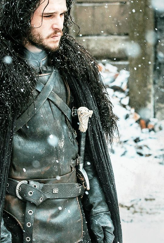 RIP Lord Commander Snow ~ Game of Thrones I thought I was broke hearted when Robb died.....I'm officially dead over the loss if Jon!