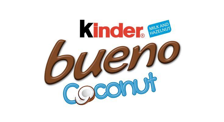 Kinder Bueno Coconut - KINDER