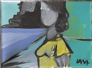 ROMAN LASA ARTIST: Woman