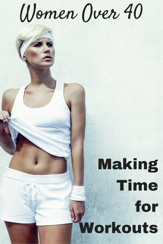 Make Time for Workouts Even When You Work Full Time ...