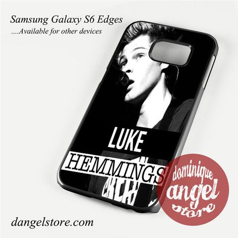 5 sos luke hemmings Phone Case for Samsung Galaxy S3/S4/S5/S6/S6 Edge