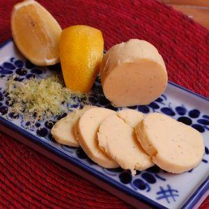 Manteiga de limão siciliano