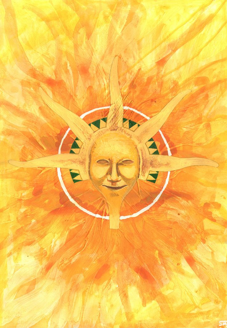 The Spirit Of Summer by *ShaunMichaelJones on deviantART