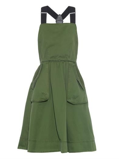 Marc by Marc Jacobs Bow Detail Cotton Halter Dress. Shop it and the 19 other prettiest dresses to welcome spring in.