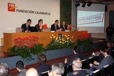 Murcia se ofrece a China como puerta de entrada a Latinoamérica y Europa