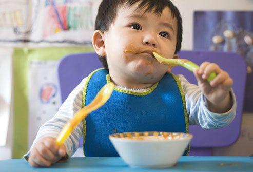 Ăn là nhu cầu bản năng của trẻ| Emdep.vn