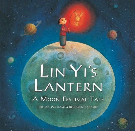 Lin Yi's Lantern - being a transracial American/Chinese family, I adore this book!  It's not an adoption book, but is a wonderful story that really demonstrates Chinese culture.  And the illustration are simply exquisite!
