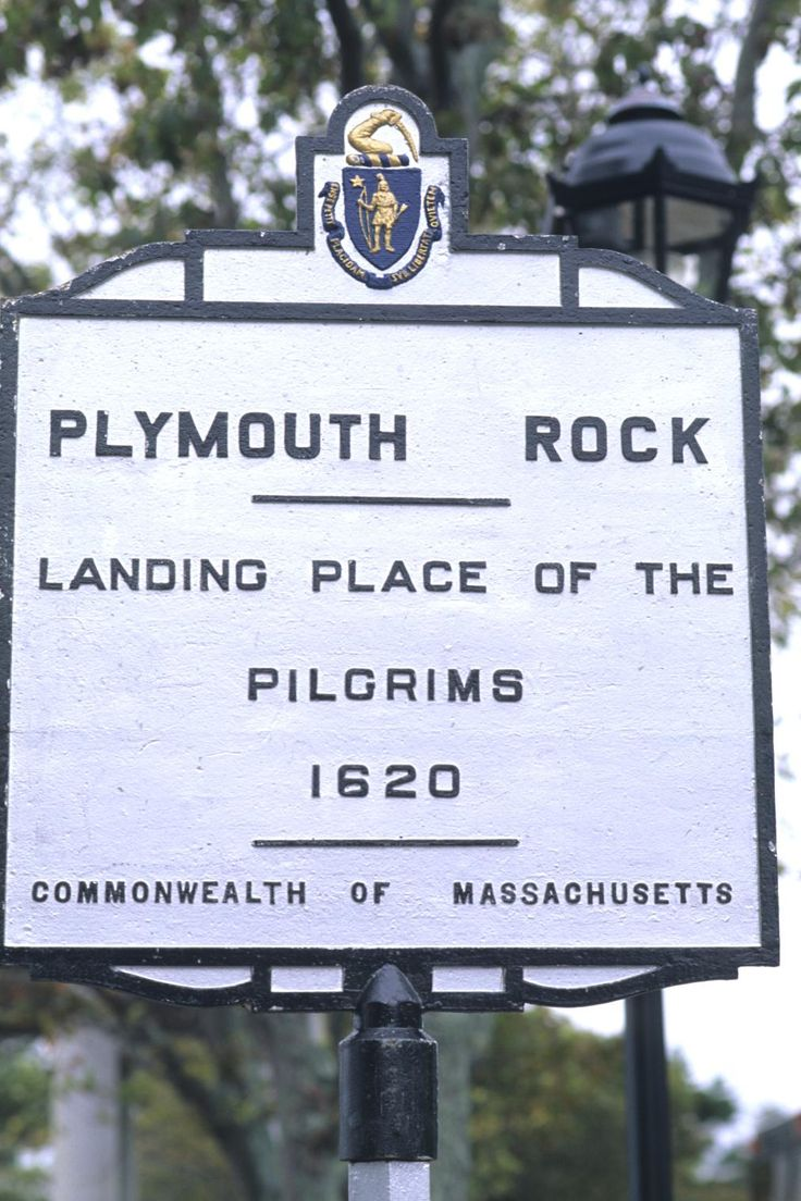 Plymouth Rock has been the subject of history lessons, songs, and speeches for 400 years. Why do we love it?