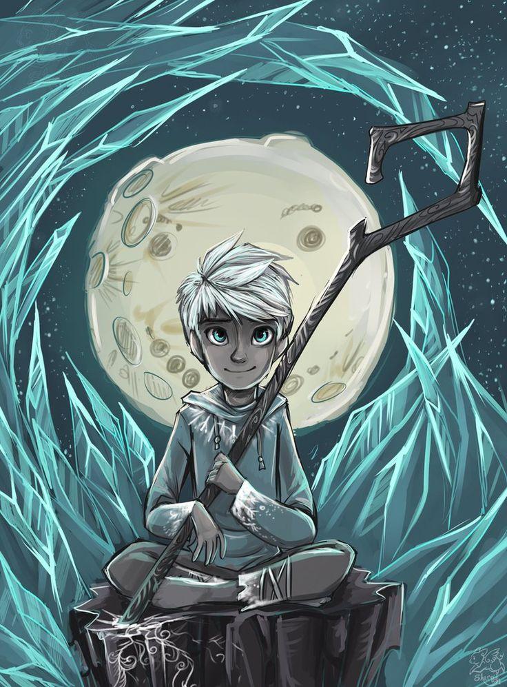 Jack Frost Again by Rachel Sharp [©2012]