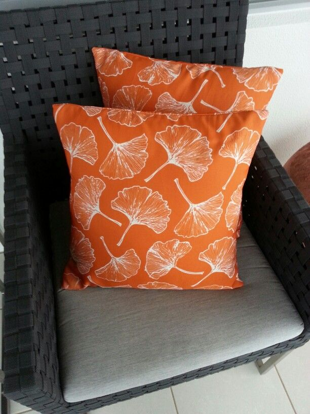 Cushion covers made by me